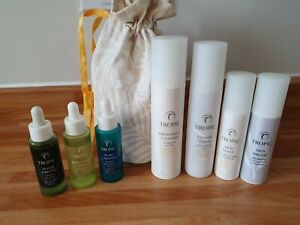 Tropic skincare collection