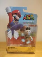 Parabones Mario 10cm 4 Inch Jakks Figure Nintendo