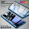 Pour Samsung Galaxy Note20 S20+ Ultra A51 A71 Coque de protection antichoc 360°