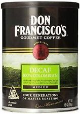 Don Francisco's 100% Decaf Columbian Coffee 12oz Can (2 CT)