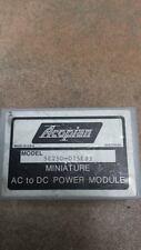 ACOPIAN AC TO DC MINIATURE POWER MODULE 5E25D-D15E05  W297