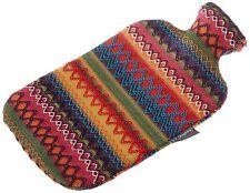 Fashy Wärmflasche 2,0 ltr., im Peru Strick Design 6757-25