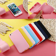 For Xiaomi Series Phone Cover New Candy Colors Soft Silicone Case Back TPU Skins