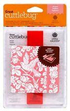 "Cricut Cuttlebug Anna Griffin  AVIARY 4.25"" X 5.5"" Embossing Folder with Border"