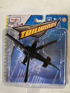 Maisto Fresh Metal Tailwinds. Russian KA-52 Alligator. Combat Helicopter.  NEW!