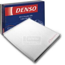 Denso Cabin Air Filter for Chrysler 200 3.6L V6 2015 HVAC Heating Air ew