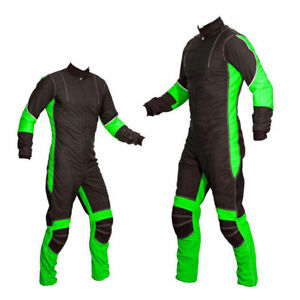 Latest Design Skydiving suit Lime