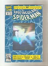 The Spectacular Spider-man Vol.1 #189 NM (Marvel,1993) Green Goblin Foil!