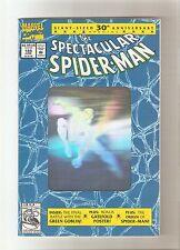 The Spectacular Spider-man Vol.1 #189 NM (Marvel,1993) Green Goblin Foil!