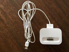 Original Apple iPod Nano Generation 1 to 6 Synch Charge Dock Cradle M9602ga