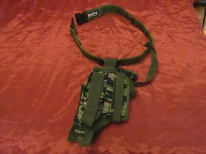 RAP4 Tactical Paintball Leg Holster & Belt Right Handed