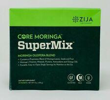 Zija SuperMix Core Moringa Oleifera Vitamins Super Mix Supplement - 32 Packets