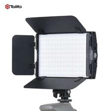 Tolifo Photo Studio LED Video Light Lamp Bi-color for DSLR Camera Camcorder W9I4