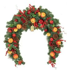 Winter Orchard Christmas Arrangements, Swags, Garland, Tree & Wreath