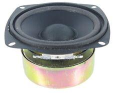 """Goldwood Sound 70 Watts 8ohm Shielded 4"""" Speaker Woofer Black Gw-204/8S"""