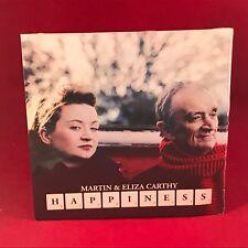 """MARTIN & ELIZA CARTHY Happiness 2014 UK Record Store 7""""  vinyl single RSD new"""