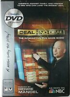 Deal Or No Deal Interactive DVD TV Game Show Howie Mandel