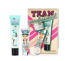 $42 Benefit Cosmetics TEAM POREfessional Pore Minimizing & Eye Brightening Set
