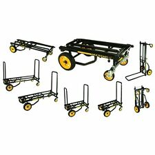 Rock-N-Roller Rock N Roller R6RT Multi-Cart Equipment Cart with R Trac Wheels