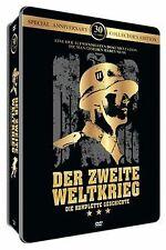 30 Stunden: Der 2. Weltkrieg komplett (Metallbox mit 6 DV... | DVD | Zustand gut