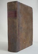 1780 A General Dictionary of the English Language Thomas Sheridan 1780