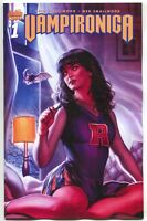 Vampironica 1 Archie 2018 Felipe Massafera Variant VF NM Cheerleader Riverdale