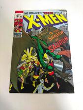 X-Men 60 - Roy Thomas & Neal Adams - Marvel Comics - Sept 1969 - VF/8.0