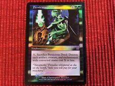 Pernicious Deed - Foil - Apocalypse - MTG - Heavy Play - Magic