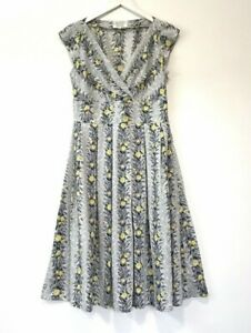 LAZYBONES floral print fit & flare dress - size M