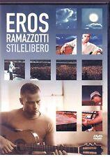 Eros Ramazzotti Stilelibero Dvd