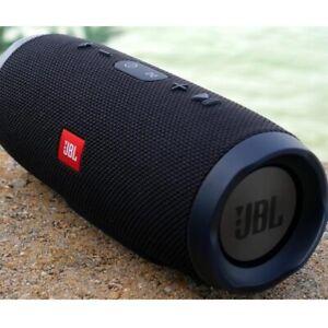 JBL Charge 3 Wireless Bluetooth Waterproof Deep Bass Speaker New ( Black )