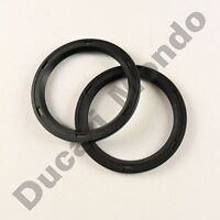 Eccentric rear hub bearing seals for Ducati 748 916 996 998 93-04 S R SP SPS E