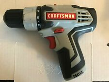 Craftsman 320.30565 Nextec Compact High Torque Drill Driver 12v Lithium Ion