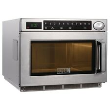 Buffalo Programmable Commercial Microwave Oven 1850W EBGK640-A
