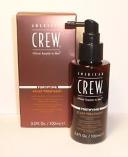 American crew Fortifiyng Scalp Treatment Thinning Becoming Hair 100ml
