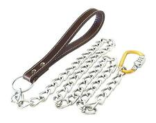Lockable Security Chain Lead Secure Your Pet with a combination lockable lead