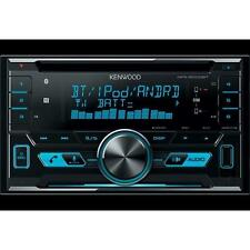 Kenwood DPX5000BT Autoradio Sintolettore CD 2DIN con USB frontale e Bluetooth in