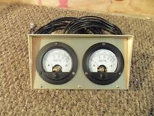 Bird 43 Thruline Watt Meter Dual Meter / RMS / New Gold