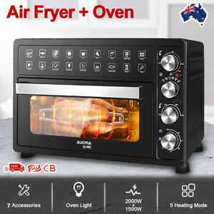 28L Air Fryer Oven Convection Oven Oil Free Kitchen Healthy Cooker Airfryer