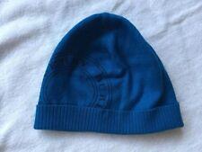 aa96b92667fb Orig Burberry Baby Kinder Strick Kaschmir Woll Mütze Gr. S KU 48 Blau