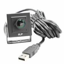 5MP USB Microscope Eyepiece CMOS Camera F Image Capture 170 Degree Fisheye Lens