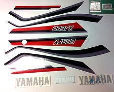 Yamaha XJ 600 51J  - adesivi/adhesives/stickers/decal