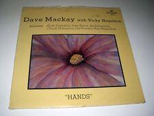 SEALED Dave Mackay/Vicky Hamilton/Joey Baron/Andy Simpkins HANDS Discovery