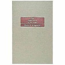 The Legal Status of the Negro 1940 by Charles S. Mangum (2000, Hardcover,...