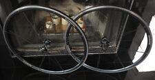 Shimano Dura Ace WH-7700 Wheelset 700c Clincher Titanium Cassette Body