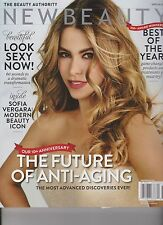 NEW BEAUTY MAGAZINE WINTER/SPRING 2015, SOFIA VERGARA: MODERN BEAUTY ICON.