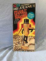 Vintage Mr. Peanut Peanut Butter Maker Brand New In Box - BRAND NEW - Rare!