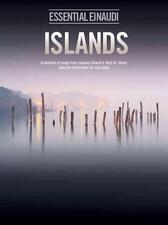 Islands - Essential Einaudi (Solo Piano) von Ludovico Einaudi (2011, Kunststoffeinband)
