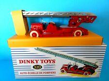 DINKY TOYS 32D  AUTO ECHELLE DE POMPIERS 2576061 ATLAS EDITIONS 1/43 [N]