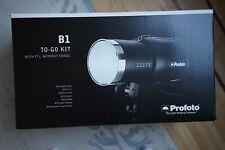 Profoto B1 500 AirTTL Lighting To Go Kit